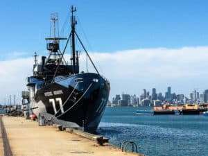 The Steve Irwin - Sea Shepherd