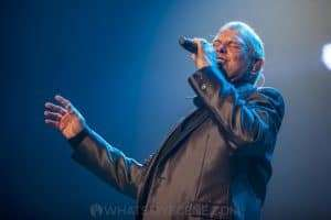 John Farnham at the Playing It Forward Benefit at Hisense Arena, June 2017