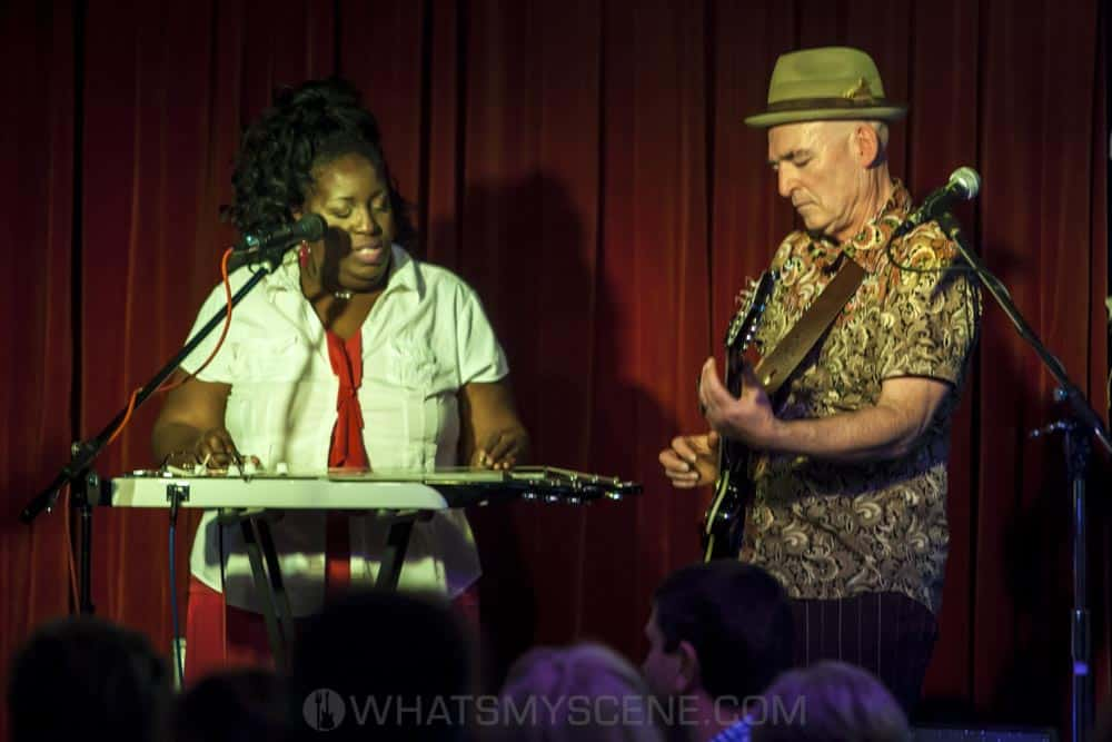 The Turner Brown Band, Camelot Lounge, Marrickville. 4th October 2017