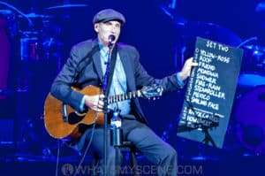 James Taylor, Rod Laver Arena - 23rd March 2017