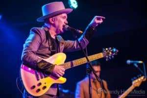 Dave Graney & the MistLY, Croxton Bandroom - 2nd July 2017
