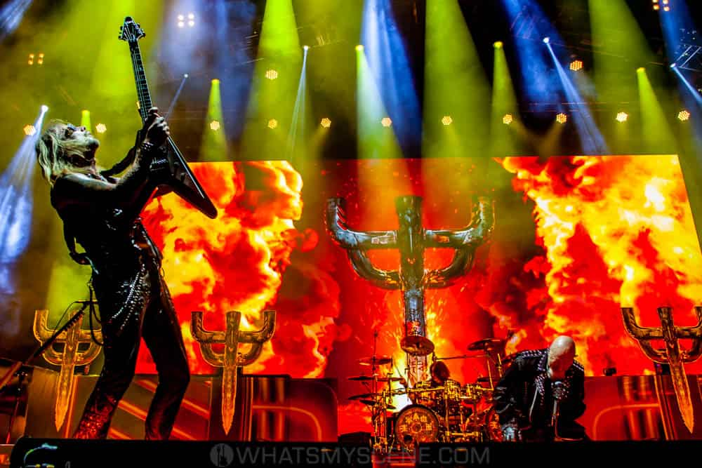 Judas Priest at Download Festival, Paramatta Park  9th March