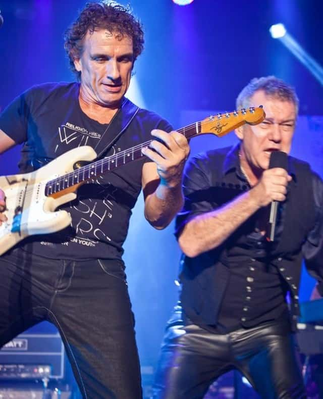 Cold Chisel at Festival Hall, 2012