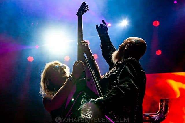 Judas Priest at Download Festival, Paramatta Park. 9th March 2019