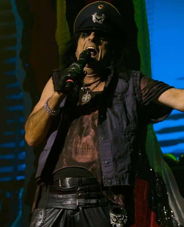 Alice Cooper at the Palais, St Kilda, 2008