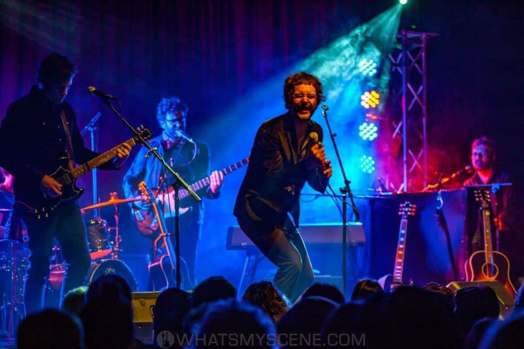Henry Wagons - ZEVON - Accidentally Like A Martyr, The Atheneum, 6th October 2019
