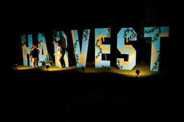 Harvest Festival at Werribee Park, November 2012