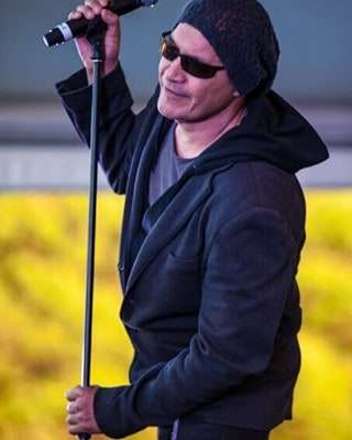 Dale Ryder - Absolutely 80s - Rockin the Reserve, Mulgrave Reserve March 2015