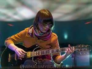 Kaki King at the 1st Adelaide International Guitar Festival, 2007