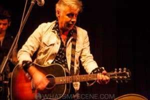 Glen Matlock at the Flying Saucer Club, March 2016