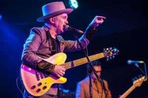 Dave Graney and the MistLY at the Croxton Bandroom, June 2017