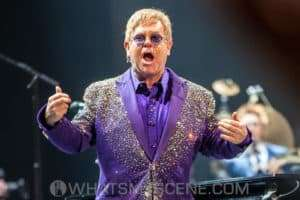 Elton John, Rod Laver Arena - Melbourne, 11th December 2015
