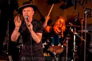 Dave Graney & the Coral Snakes, Memo Music Hall - 7th August 2015