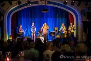 Dave Warner's from the Suburbs, Caravan Music Club - 22nd April 2017