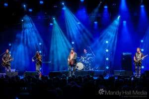 Russell Morris, Palms at Crown Melbourne - 18th September 2015