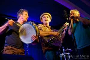 Backsliders, Caravan Music Club, 7th February 2015