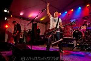Peter Hook & the Light, Testing Grounds Melbourne - 20th February 2015