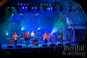 Mental As Anything, Twilight at Taronga - 21st March 2015